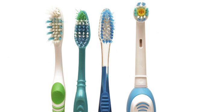 cepillos dientes