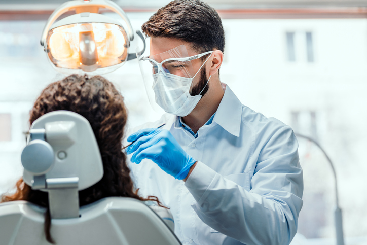 afecciones orales durante la COVID-19